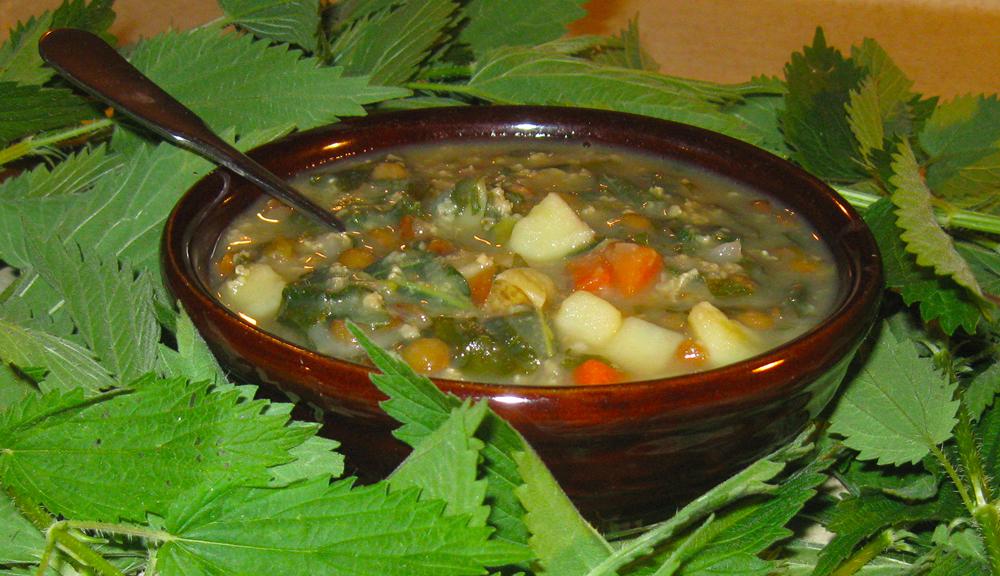 dilgeliu sriuba