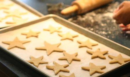 lengvi sausainiai